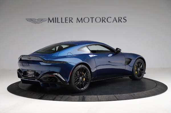 New 2021 Aston Martin Vantage Coupe for sale $179,386 at Maserati of Greenwich in Greenwich CT 06830 7
