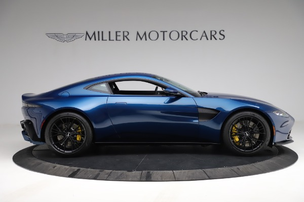 New 2021 Aston Martin Vantage Coupe for sale $179,386 at Maserati of Greenwich in Greenwich CT 06830 8