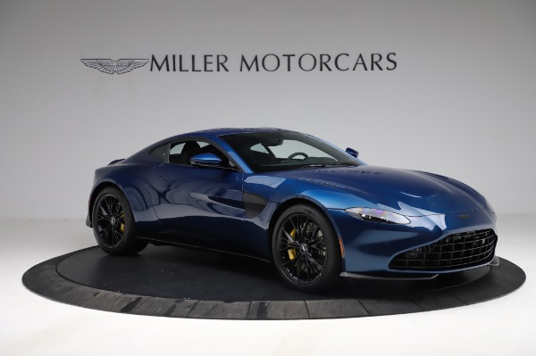 New 2021 Aston Martin Vantage Coupe for sale $179,386 at Maserati of Greenwich in Greenwich CT 06830 9