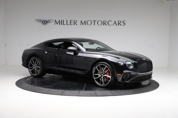 New 2020 Bentley Continental GT W12 for sale $290,305 at Maserati of Greenwich in Greenwich CT 06830 10