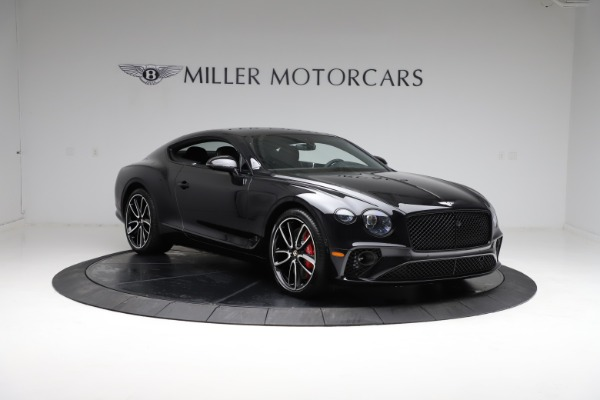 New 2020 Bentley Continental GT W12 for sale $290,305 at Maserati of Greenwich in Greenwich CT 06830 11
