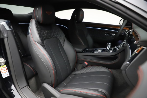 New 2020 Bentley Continental GT W12 for sale $290,305 at Maserati of Greenwich in Greenwich CT 06830 25