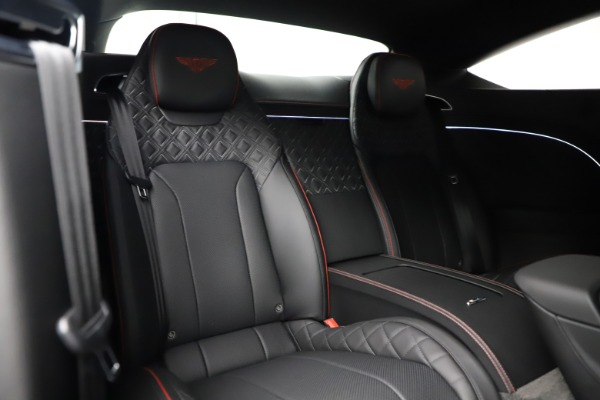 New 2020 Bentley Continental GT W12 for sale $290,305 at Maserati of Greenwich in Greenwich CT 06830 26
