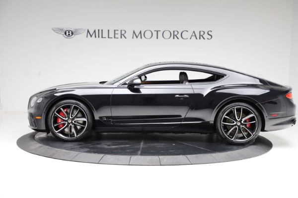 New 2020 Bentley Continental GT W12 for sale $290,305 at Maserati of Greenwich in Greenwich CT 06830 3