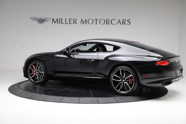New 2020 Bentley Continental GT W12 for sale $290,305 at Maserati of Greenwich in Greenwich CT 06830 4