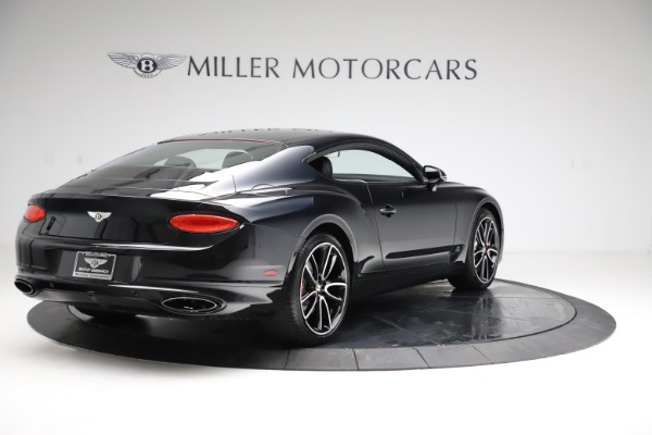 New 2020 Bentley Continental GT W12 for sale $290,305 at Maserati of Greenwich in Greenwich CT 06830 8