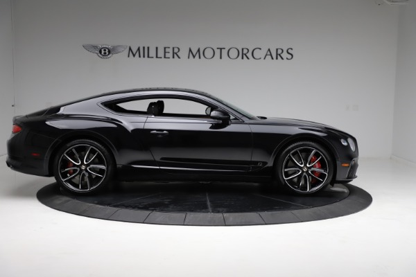 New 2020 Bentley Continental GT W12 for sale $290,305 at Maserati of Greenwich in Greenwich CT 06830 9