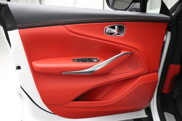 New 2021 Aston Martin DBX for sale $210,386 at Maserati of Greenwich in Greenwich CT 06830 17