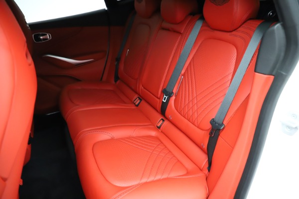 New 2021 Aston Martin DBX for sale $210,386 at Maserati of Greenwich in Greenwich CT 06830 19