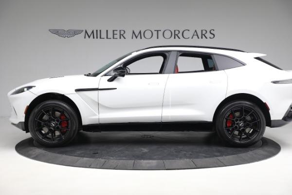 New 2021 Aston Martin DBX for sale $210,386 at Maserati of Greenwich in Greenwich CT 06830 2
