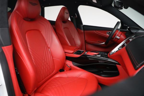 New 2021 Aston Martin DBX for sale $210,386 at Maserati of Greenwich in Greenwich CT 06830 24