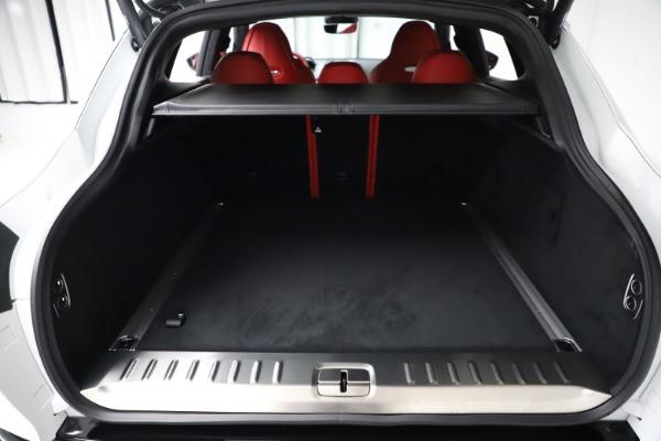 New 2021 Aston Martin DBX for sale $210,386 at Maserati of Greenwich in Greenwich CT 06830 25