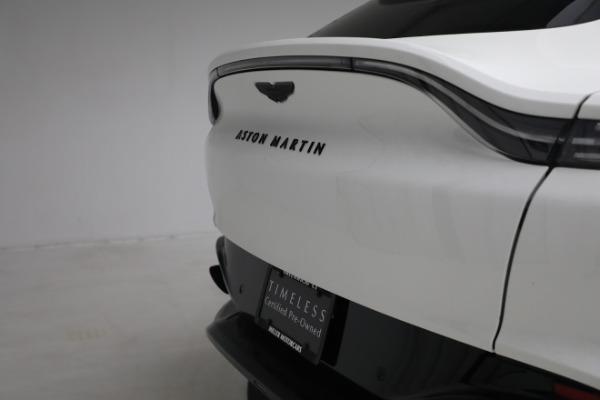New 2021 Aston Martin DBX for sale $210,386 at Maserati of Greenwich in Greenwich CT 06830 26
