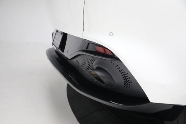 New 2021 Aston Martin DBX for sale $210,386 at Maserati of Greenwich in Greenwich CT 06830 28