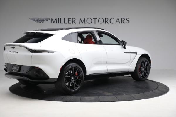 New 2021 Aston Martin DBX for sale $210,386 at Maserati of Greenwich in Greenwich CT 06830 7