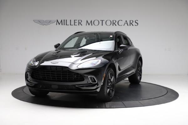 New 2021 Aston Martin DBX for sale $206,286 at Maserati of Greenwich in Greenwich CT 06830 12