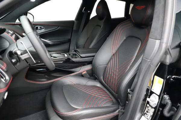 New 2021 Aston Martin DBX for sale $206,286 at Maserati of Greenwich in Greenwich CT 06830 15