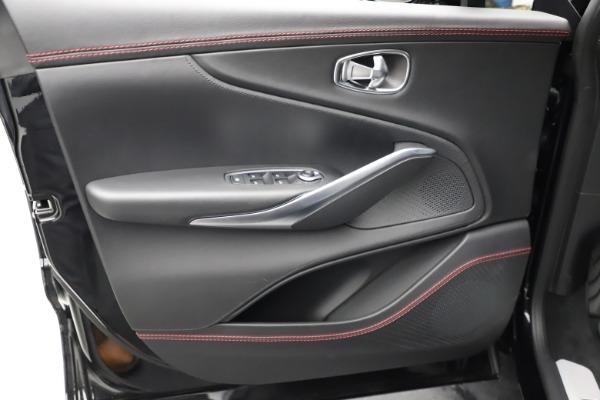 New 2021 Aston Martin DBX for sale $206,286 at Maserati of Greenwich in Greenwich CT 06830 16