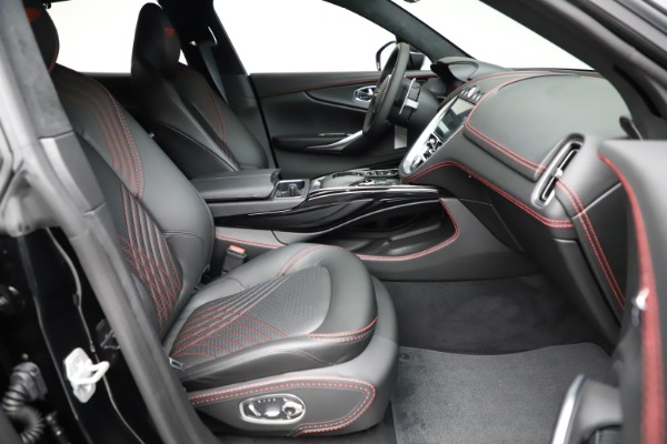 New 2021 Aston Martin DBX for sale $206,286 at Maserati of Greenwich in Greenwich CT 06830 20