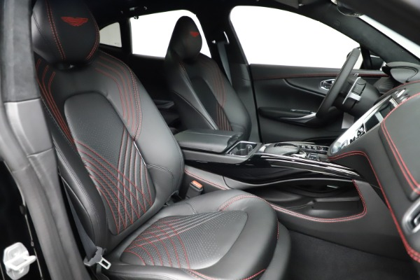 New 2021 Aston Martin DBX for sale $206,286 at Maserati of Greenwich in Greenwich CT 06830 21
