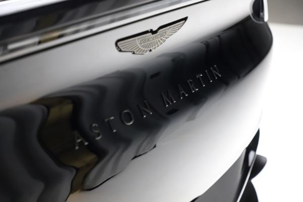 New 2021 Aston Martin DBX for sale $206,286 at Maserati of Greenwich in Greenwich CT 06830 23