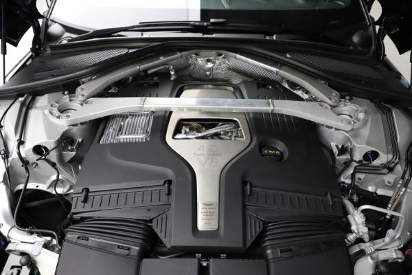 New 2021 Aston Martin DBX for sale $206,286 at Maserati of Greenwich in Greenwich CT 06830 24