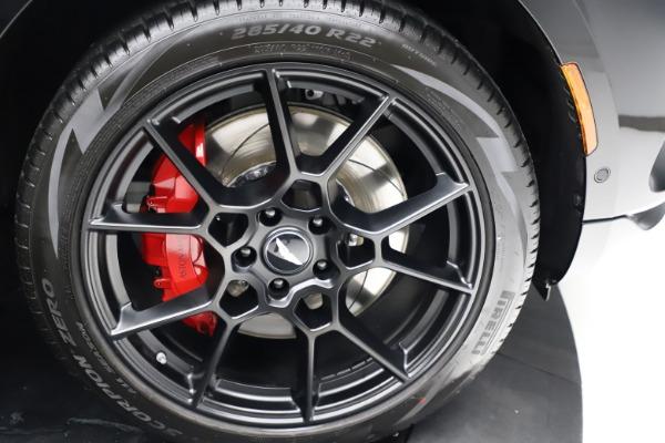 New 2021 Aston Martin DBX for sale $206,286 at Maserati of Greenwich in Greenwich CT 06830 26