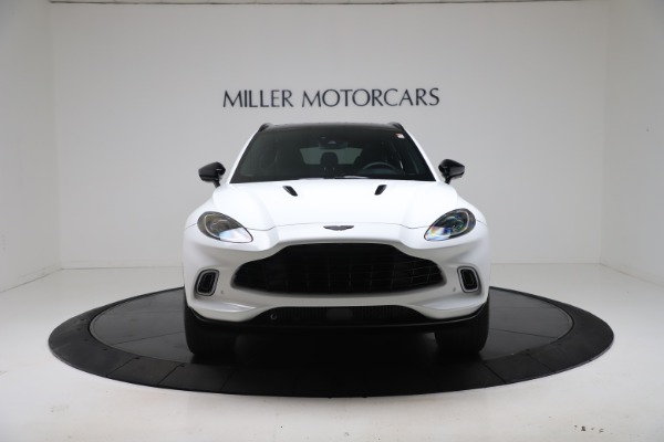 New 2021 Aston Martin DBX for sale $206,286 at Maserati of Greenwich in Greenwich CT 06830 10