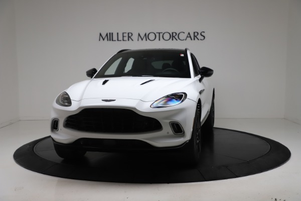New 2021 Aston Martin DBX for sale $206,286 at Maserati of Greenwich in Greenwich CT 06830 11