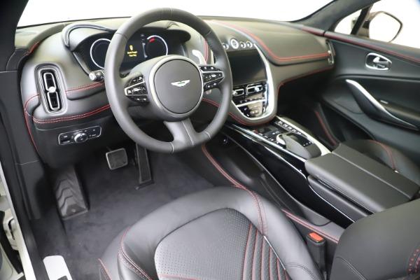 New 2021 Aston Martin DBX for sale $206,286 at Maserati of Greenwich in Greenwich CT 06830 13