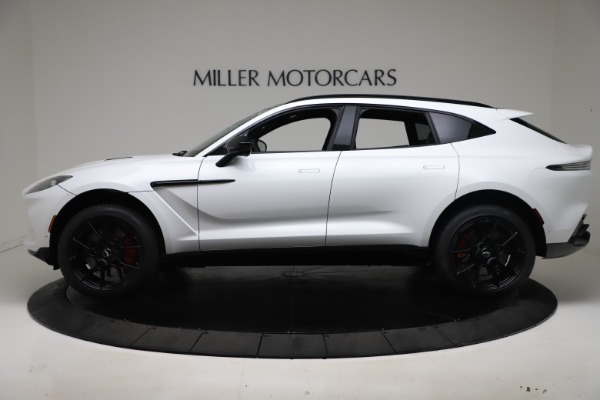 New 2021 Aston Martin DBX for sale $206,286 at Maserati of Greenwich in Greenwich CT 06830 2