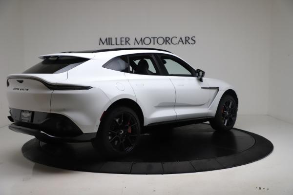 New 2021 Aston Martin DBX for sale $206,286 at Maserati of Greenwich in Greenwich CT 06830 6