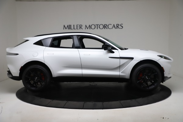 New 2021 Aston Martin DBX for sale $206,286 at Maserati of Greenwich in Greenwich CT 06830 7