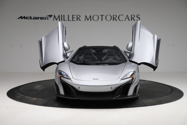 Used 2016 McLaren 675LT Spider for sale $275,900 at Maserati of Greenwich in Greenwich CT 06830 12