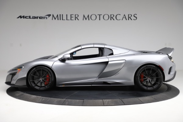Used 2016 McLaren 675LT Spider for sale $275,900 at Maserati of Greenwich in Greenwich CT 06830 15