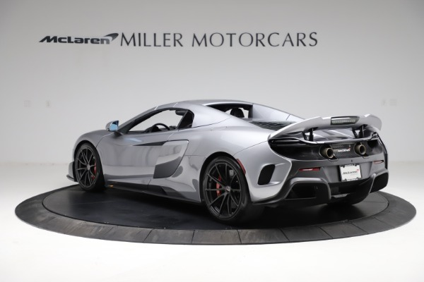 Used 2016 McLaren 675LT Spider for sale $275,900 at Maserati of Greenwich in Greenwich CT 06830 16
