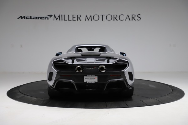 Used 2016 McLaren 675LT Spider for sale $275,900 at Maserati of Greenwich in Greenwich CT 06830 17