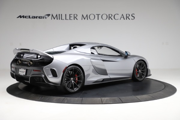 Used 2016 McLaren 675LT Spider for sale $275,900 at Maserati of Greenwich in Greenwich CT 06830 18