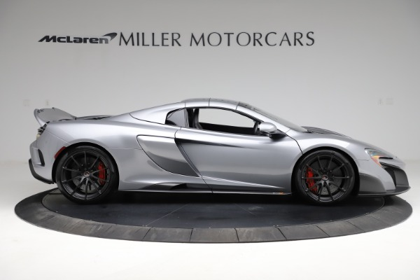 Used 2016 McLaren 675LT Spider for sale $275,900 at Maserati of Greenwich in Greenwich CT 06830 19