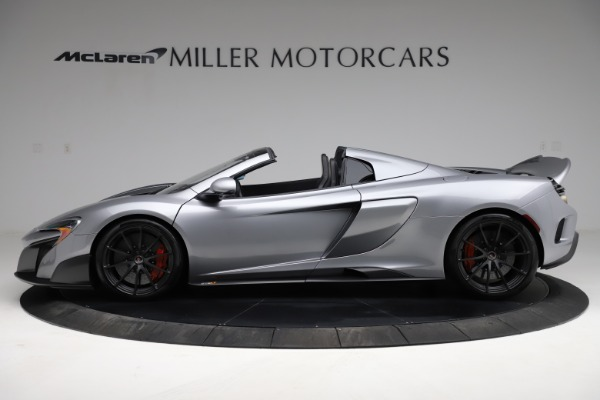 Used 2016 McLaren 675LT Spider for sale $275,900 at Maserati of Greenwich in Greenwich CT 06830 2