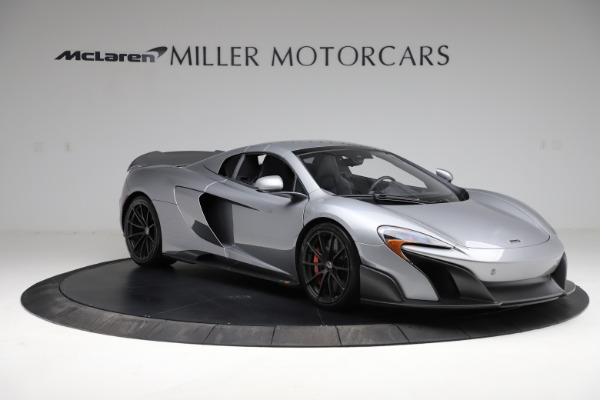 Used 2016 McLaren 675LT Spider for sale $275,900 at Maserati of Greenwich in Greenwich CT 06830 20