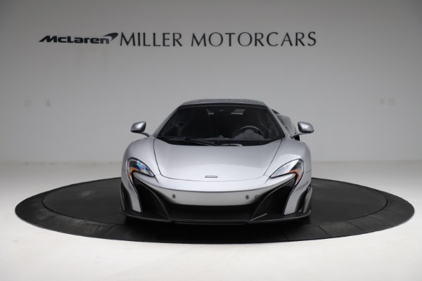 Used 2016 McLaren 675LT Spider for sale $275,900 at Maserati of Greenwich in Greenwich CT 06830 21