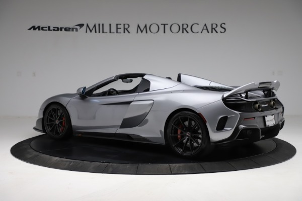 Used 2016 McLaren 675LT Spider for sale $275,900 at Maserati of Greenwich in Greenwich CT 06830 3