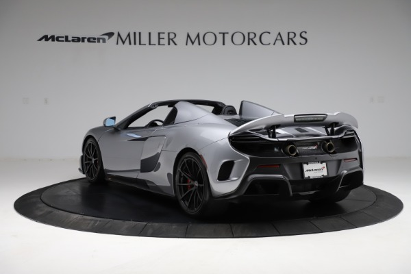 Used 2016 McLaren 675LT Spider for sale $275,900 at Maserati of Greenwich in Greenwich CT 06830 4