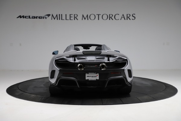 Used 2016 McLaren 675LT Spider for sale $275,900 at Maserati of Greenwich in Greenwich CT 06830 5