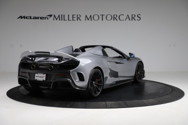 Used 2016 McLaren 675LT Spider for sale $275,900 at Maserati of Greenwich in Greenwich CT 06830 6