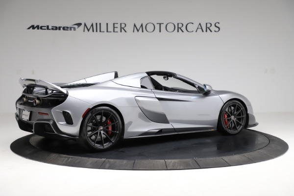 Used 2016 McLaren 675LT Spider for sale $275,900 at Maserati of Greenwich in Greenwich CT 06830 7