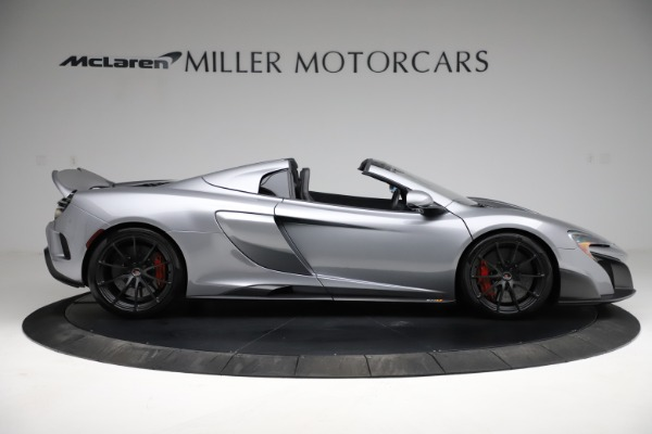 Used 2016 McLaren 675LT Spider for sale $275,900 at Maserati of Greenwich in Greenwich CT 06830 8