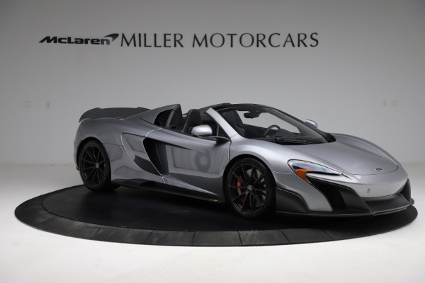 Used 2016 McLaren 675LT Spider for sale $275,900 at Maserati of Greenwich in Greenwich CT 06830 9