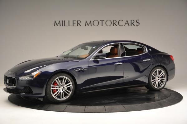 New 2016 Maserati Ghibli S Q4 for sale Sold at Maserati of Greenwich in Greenwich CT 06830 2